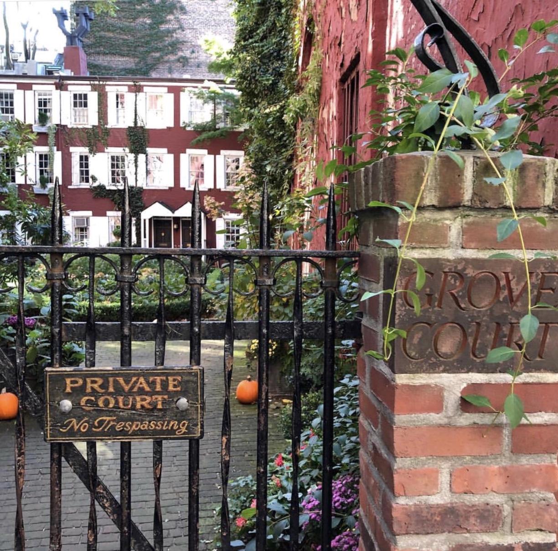 West Village Grove Courtyard