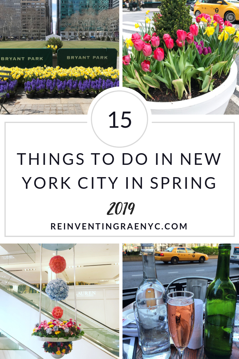 Spring 2019 NYC guide