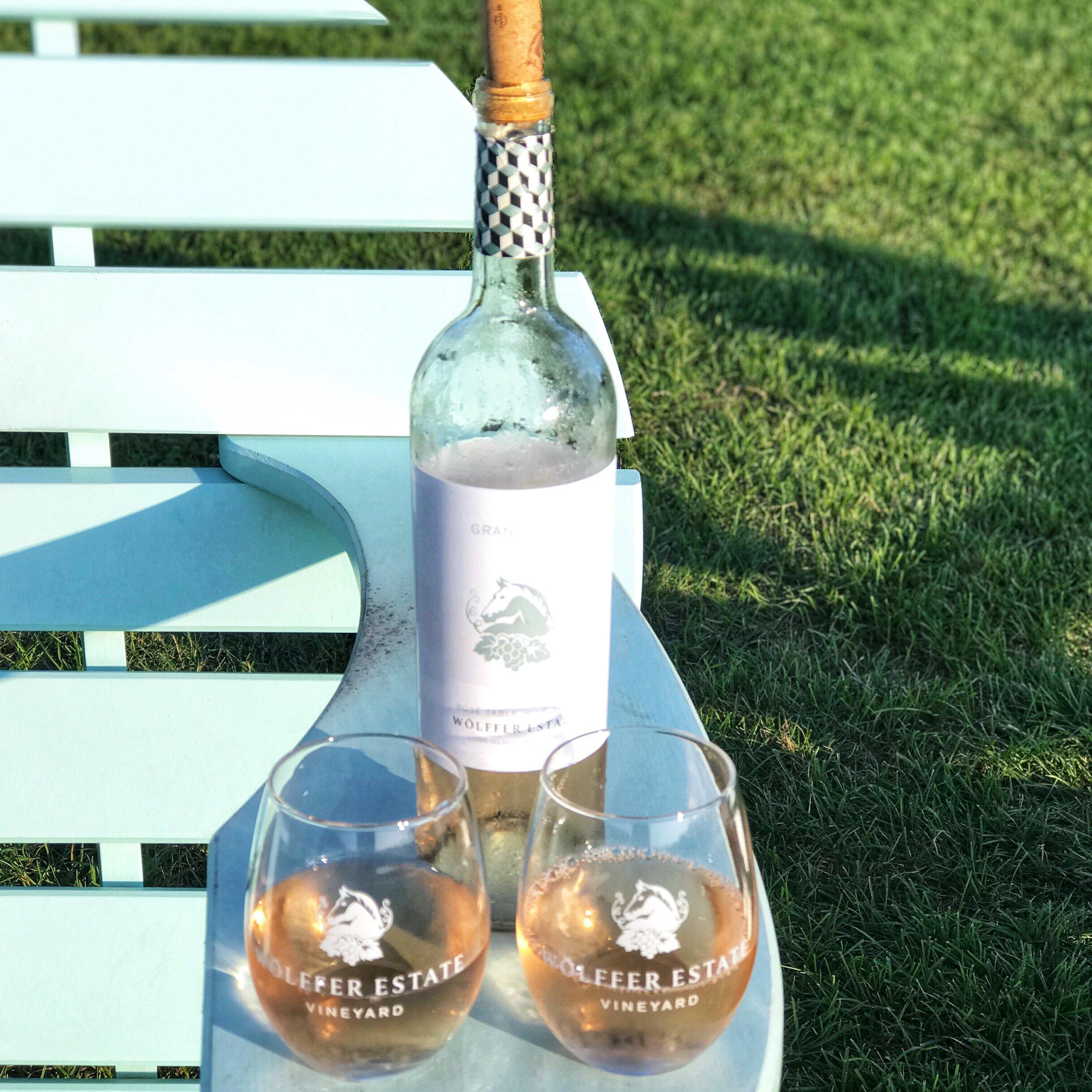Wolffer Wine Stand