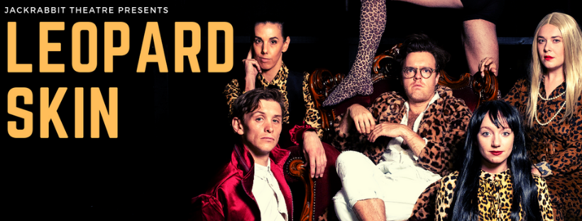 LEOPARDSKIN    by Michael McStay 26 March - 6 April