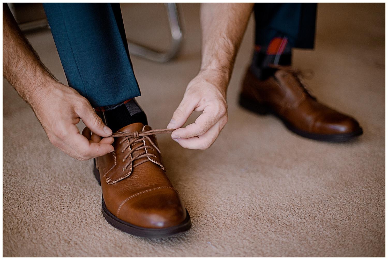 Groom getting ready, wedding details, intimate colorado wedding photographer, adventurous colorado wedding photographer, marble lodge wedding, marble colorado wedding