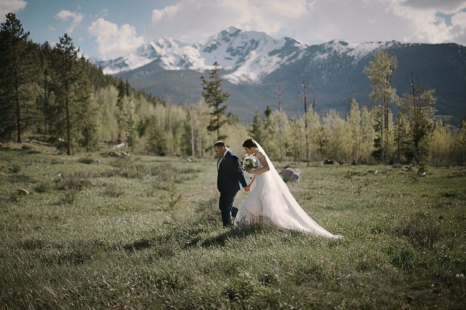 bride and groom at agape outpost, the church at agape outpost wedding, breckenridge colorado wedding, breckenridge colorado wedding photographer, agape outpost wedding photographer