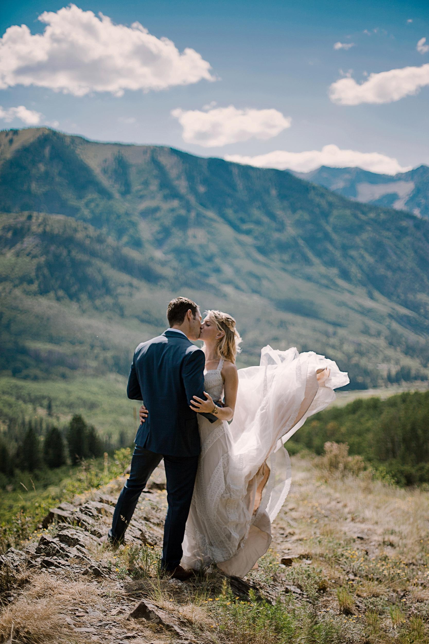 adventurous bride and groom, marble colorado wedding, marble lodge wedding, marble colorado wedding photographer, adventurous wedding photographer, colorado wedding photographer