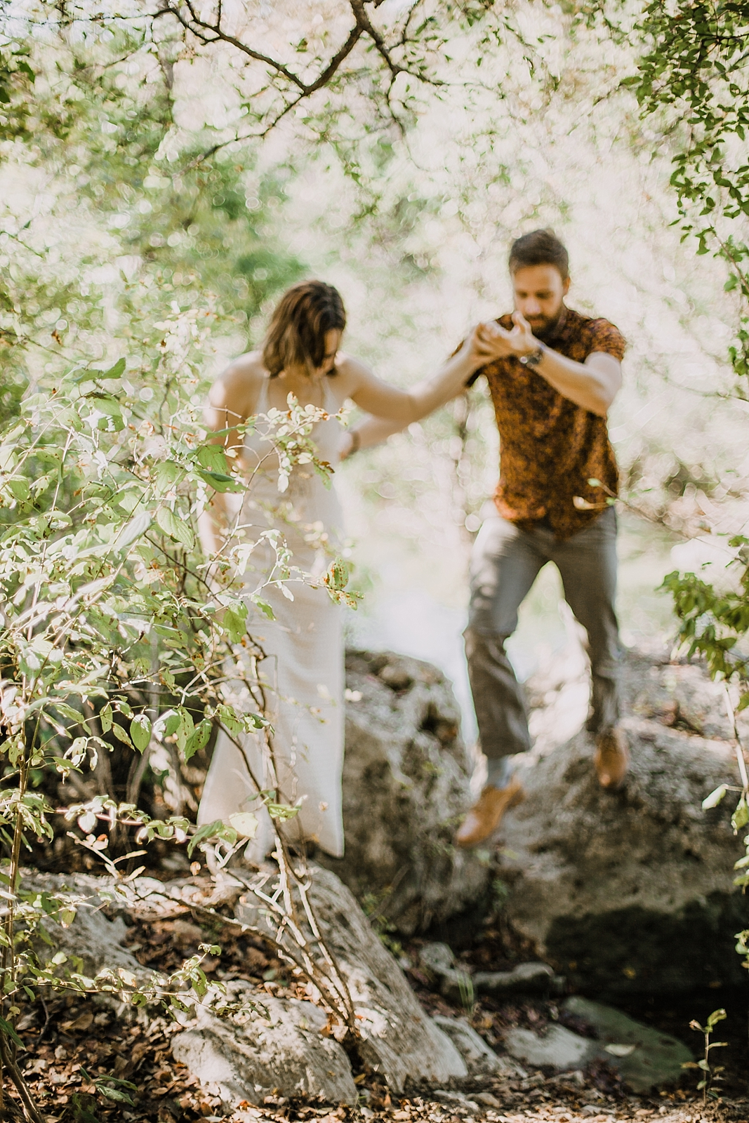 couple hiking together, austin texas wedding photographer, south africa wedding photographer, paris france hiking photographer, los angeles intimate wedding photographer
