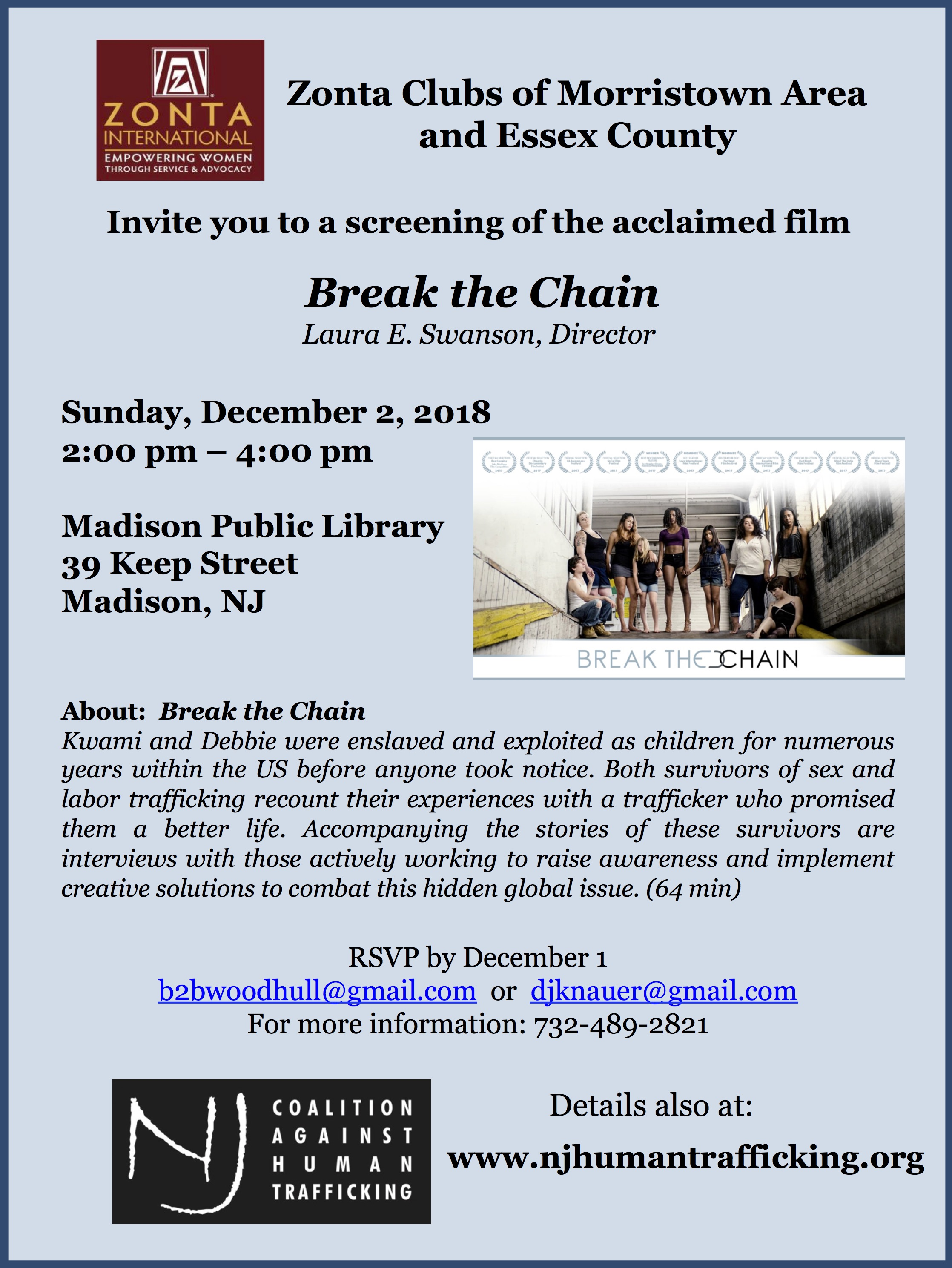 Break the Chain Zonta Screening Dec 2018.jpg