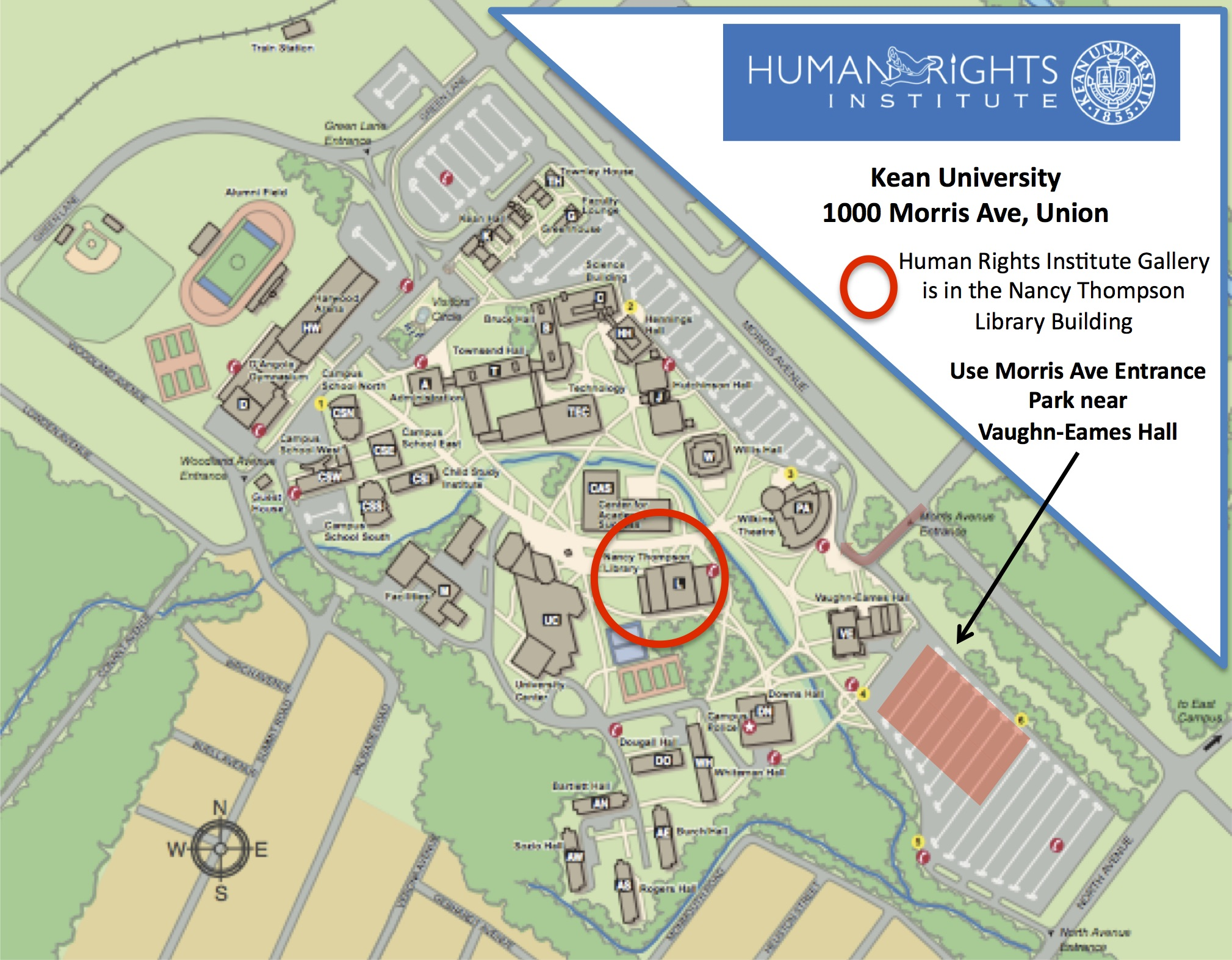 Annual Meeting — New Jersey Coalition Against Trafficking on kean university nj map, kean university library map, missouri state university campus parking, kean university athletics,