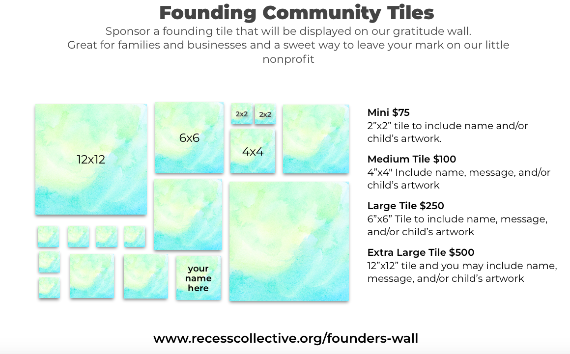 founders wall tiles recess collective