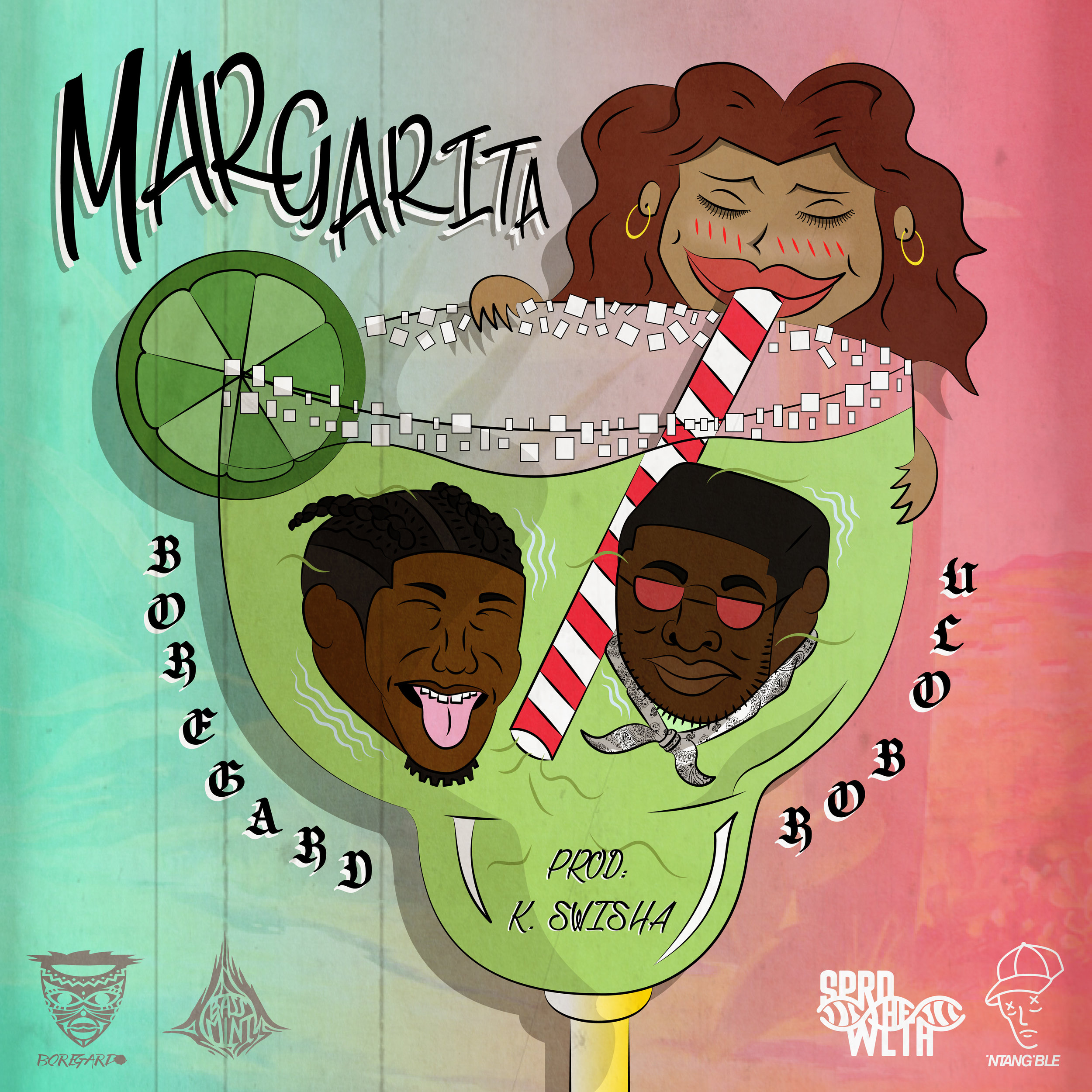 BOREGARD. & RobOlu – 'Margarita' - Jan 10, 2017 - Jodye Stojakovic, Prescribed Music