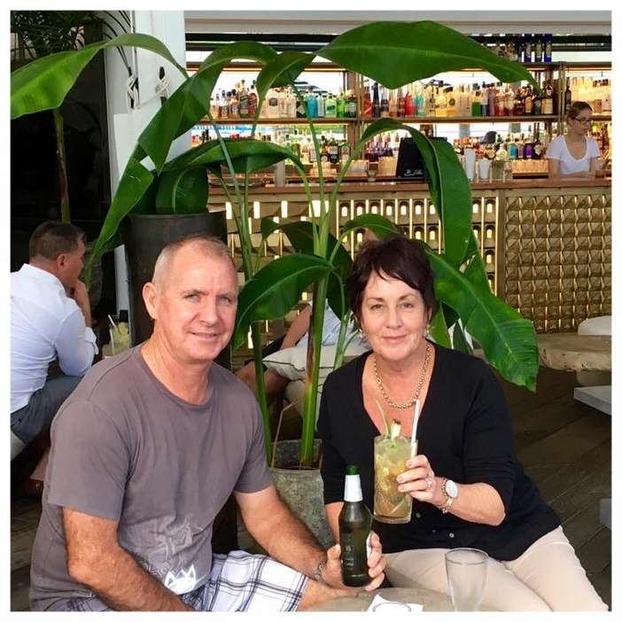 Blondies Bins owners - Harry & Deb are passionate about gardening and providing the community of Mackay with a reliable garden waste solution to make gardening more enjoyable and quicker.