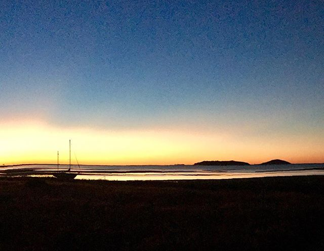 Beautiful sunrise at Town Beach this morning! #mackay #mackaypride #mackaycity #101thingstodoinmackay #getablondiesbin