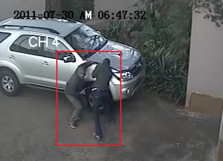video search as a service motion detection