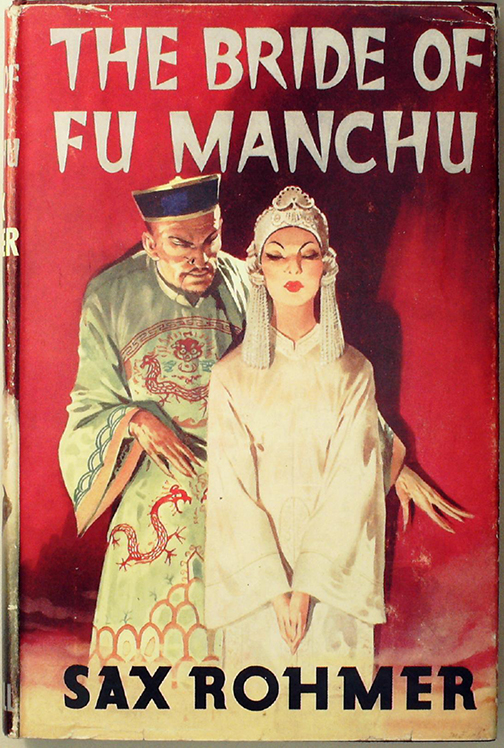 The Origin of Evil - English novelist Sax Rohmer made his claim to fame with his creation of Dr. Fu Manchu, an evil Oriental villain known for controlling the minds of white women, rape, asexuality, and femininity. To understand the construction of the Asian-American male identity, you need to understand Fu Manchu.