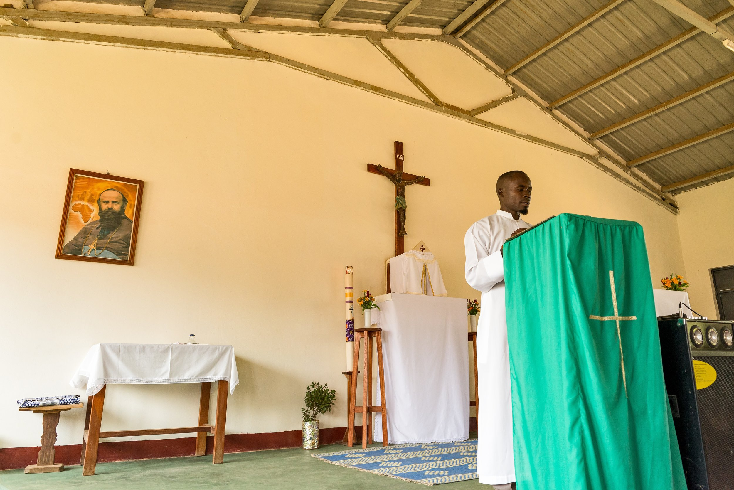 Parish-minister-art