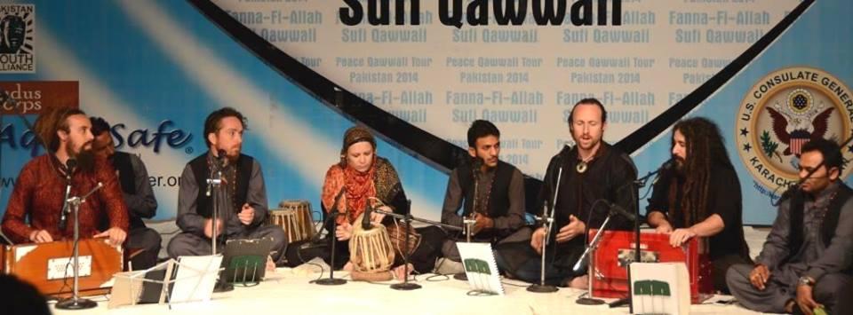 Peace tour Pakistan