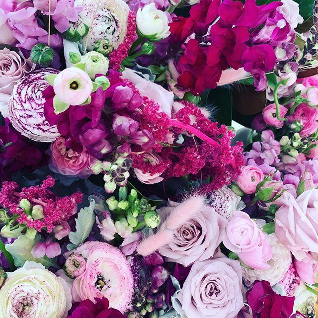Pinks 💕#pinkflowers #spring #shireflorist