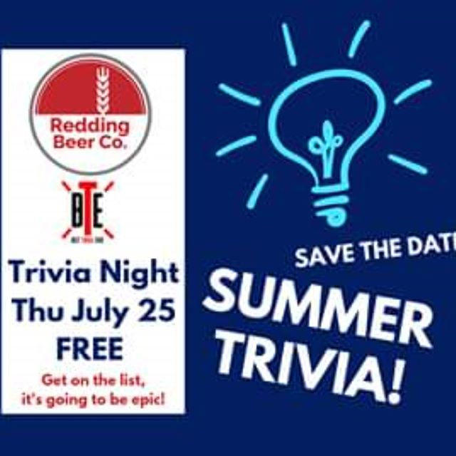 Round 2 of summer trivia series don't miss out we will be pouring our summer special - Czech Pilsner 8 flavourful Pilsner and at 3.7% abv you can stay in the game all night long.  #ctbeer #ctbeertrail #trivianight #beer #reddingct #ridgefieldct #wiltonct #norwalkct
