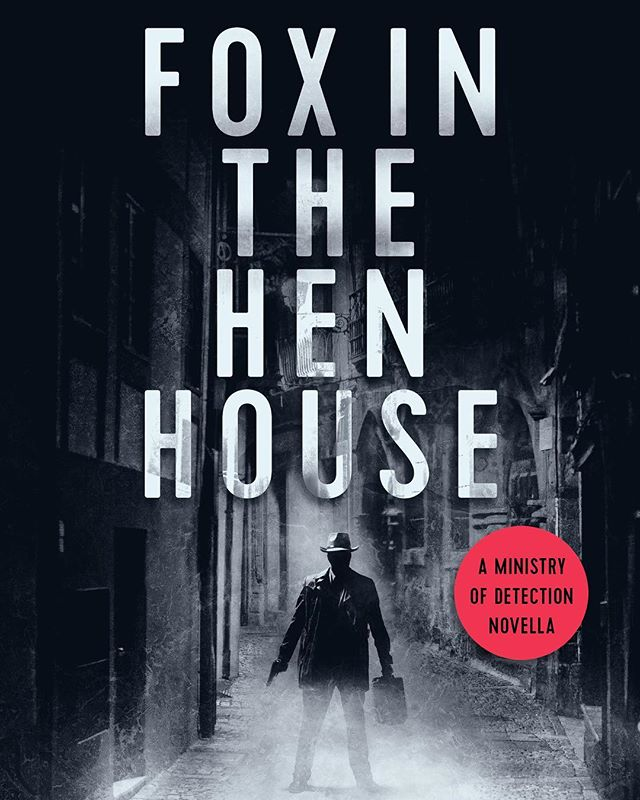 Fox in the Hen House is now available, and it's free! Grab a copy for your ereader through the link in bio #freebook #freebooks #bookstagram #books #instafreebie