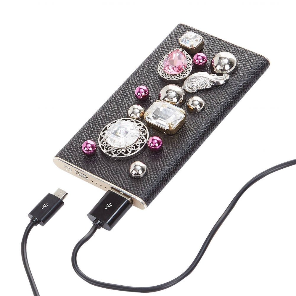 Dolce & Gabbana Power Bank - Embellished Power BankAvailable at Harrods, £395.00
