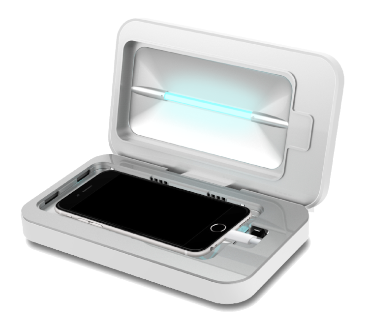 PhoneSoap - Phonesoap 2.0 in whiteAvailable online at PhoneSoap,€72.54, approximately £65.00