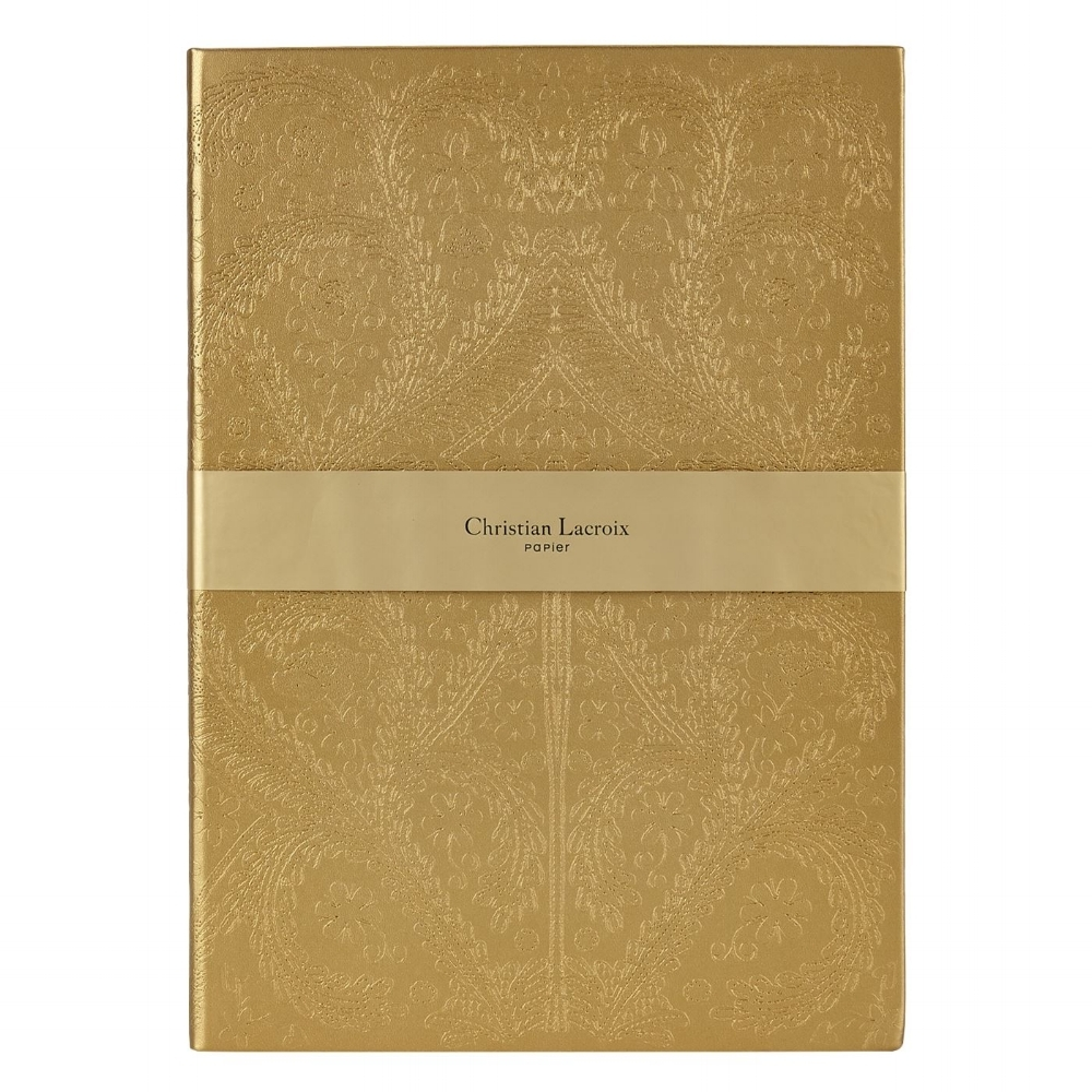 Christian Lacroix - Hardback A4 NotebookAvailable at Harrods, £39.95