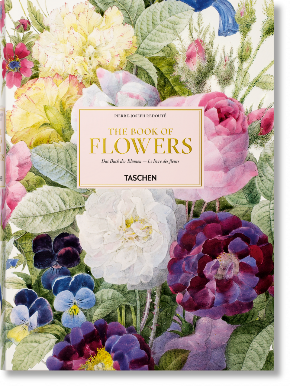 FLoral masterpieces - Available at Taschen, £50.00