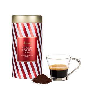 Harrods Spiced Coffee, £13.00