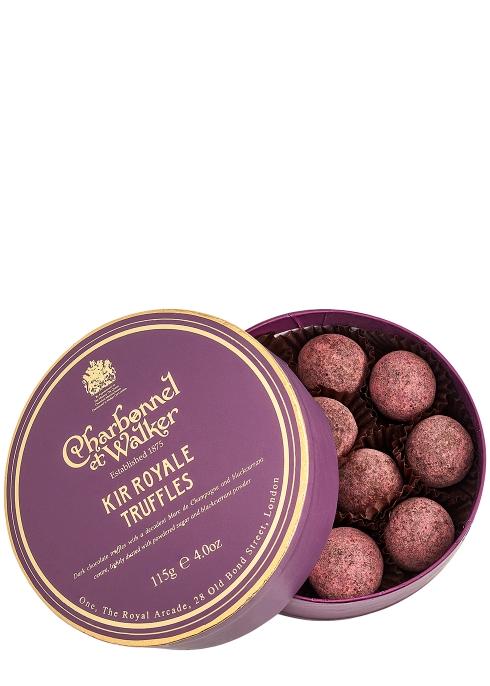 Charbonnel et Walker Kir Royale Chocolate Truffles, £14.50