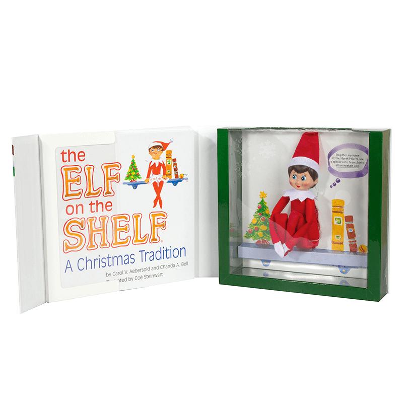 The Elf on the Shelf Christmas Tradition, £22.95