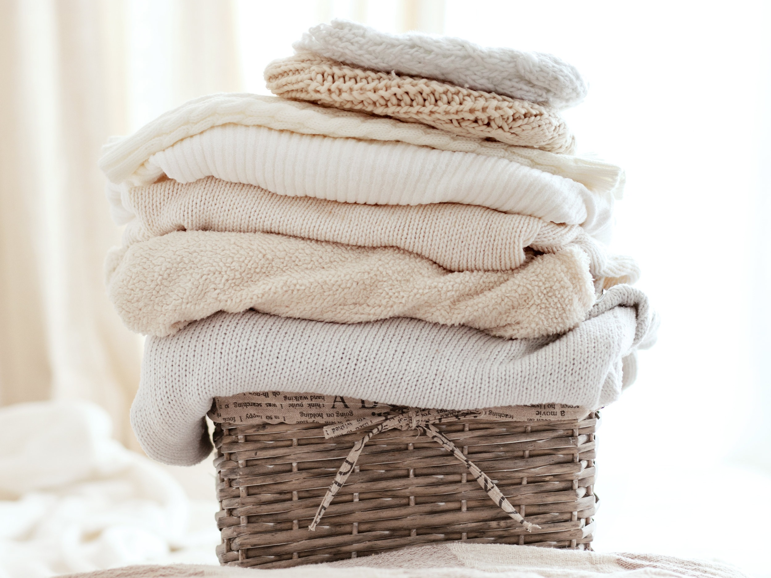 How to look after your Cashmere - To make them last longer