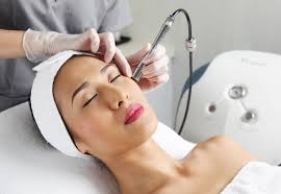 Microdermabrasion services at Alpha School of Massage