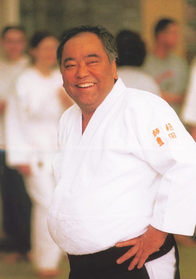 Fumio Toyoda (1947-2001) Student of Kisshomaru Ueshiba First teacher of Hunter Sensei