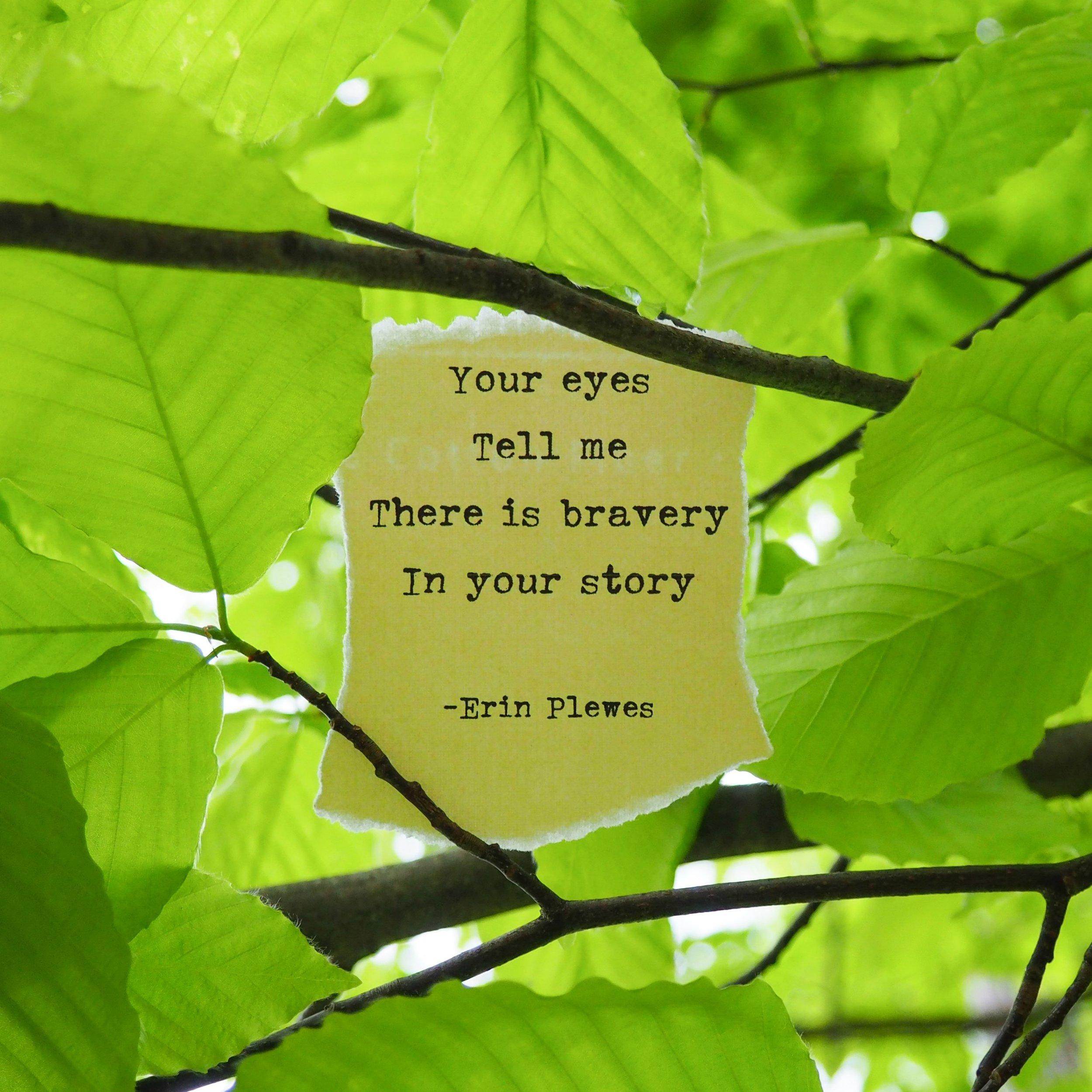 Plewes_Erin_Bravery In Your Eyes - Erin Plewes Creative Art.jpg