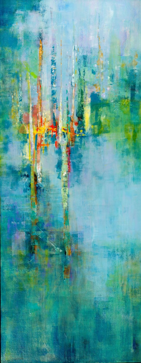 Warming Up - 16x40 (SOLD)