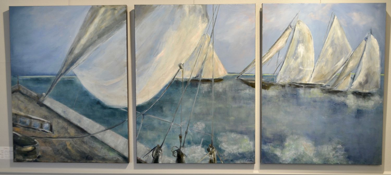 Tri Sailing - 40x90