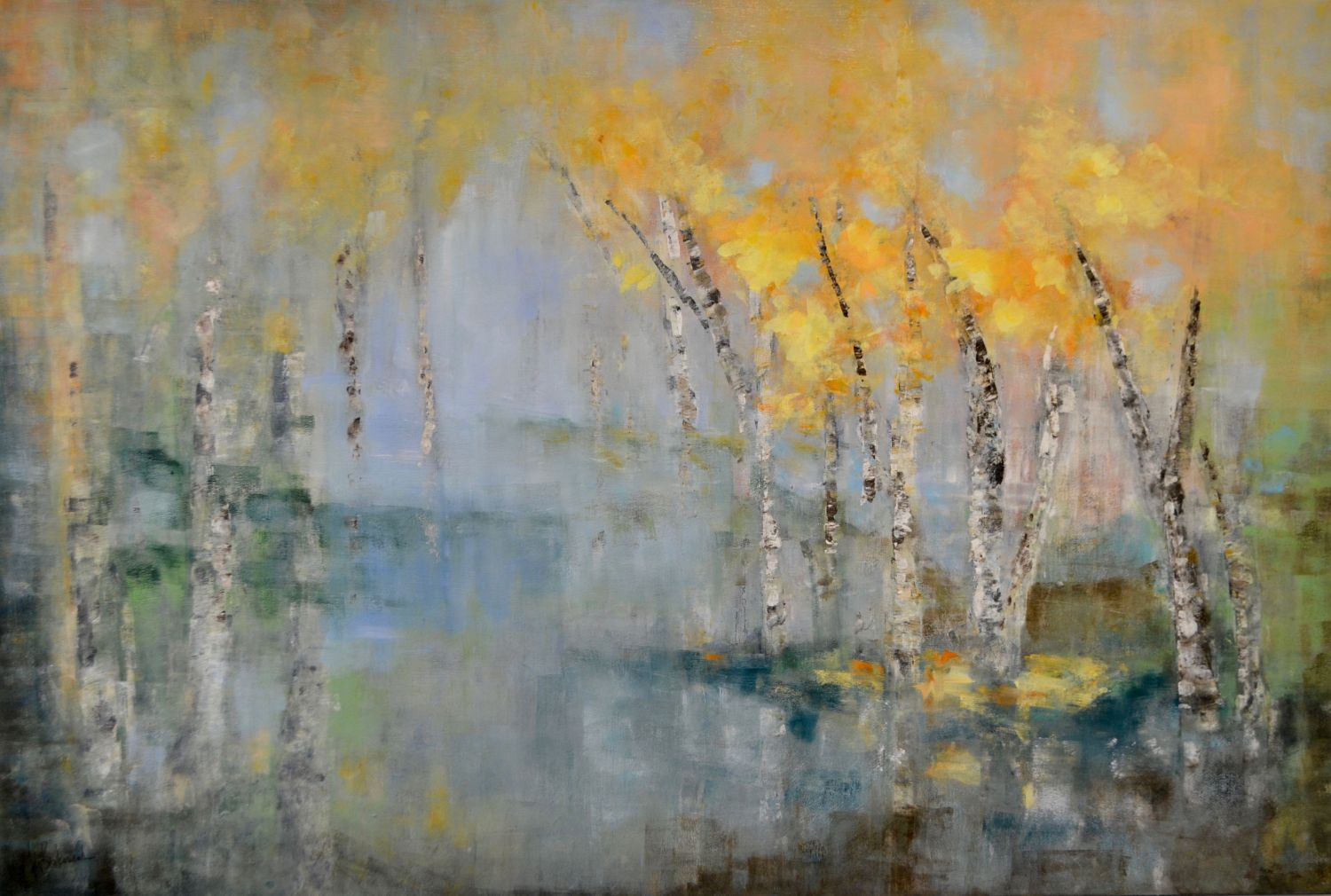 Glorious Trees - 60x40 (SOLD)