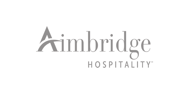 Aimbridge Hospitality is one of the largest and most dynamic independent management companies in North America and the Caribbean.   With an award winning portfolio of over 500 hotels and resorts with more than 70,000 guest rooms, our company operates across a full spectrum of property types in addition to independent luxury, boutique, and lifestyle hotels.  Aimbridge offers an unrivaled track record of creating and maximizing asset value and holds an enviable position as an exclusive management company approved to operate all brands within the Marriott, Hilton, Hyatt, Starwood, Wyndham, and InterContinental systems as well as their respective newly launched soft brands.