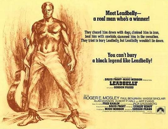 """Leadbelly"" starring Roger Mosley (Paramount)"