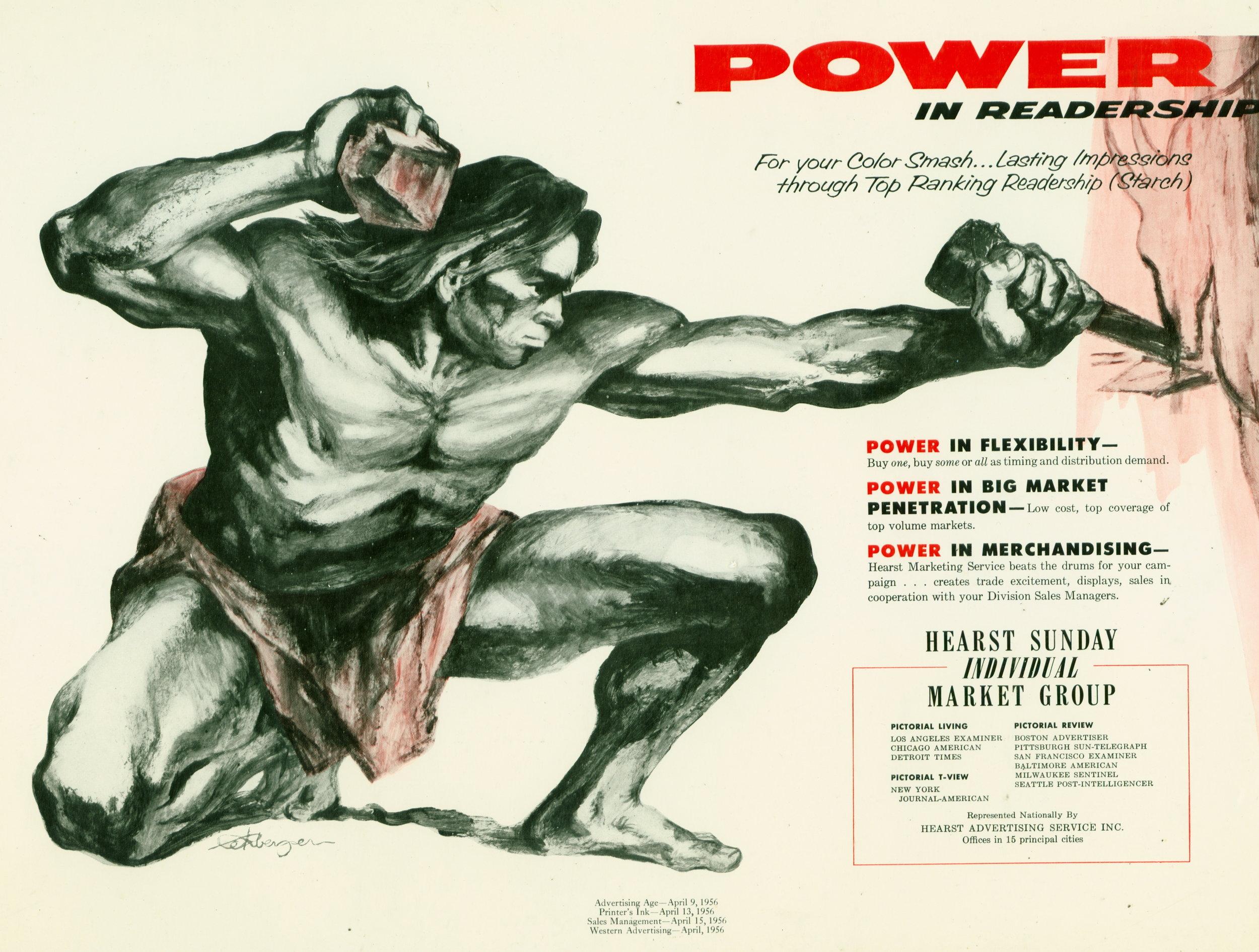 1956 - Power in Readership