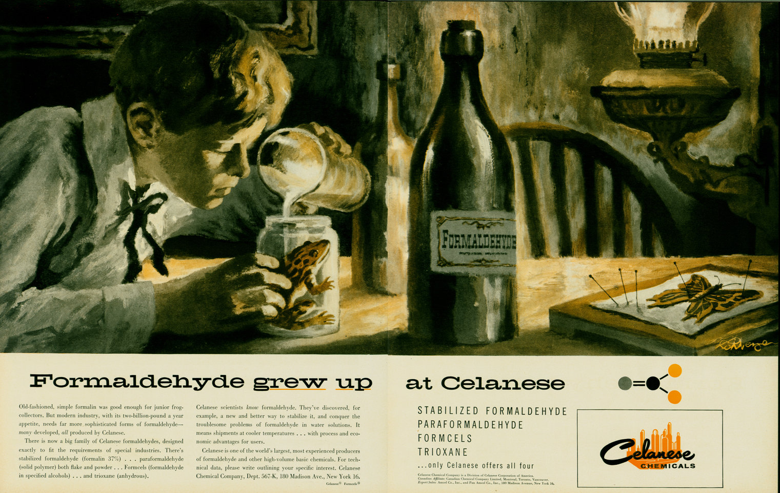 November 1960 - Fortune Magazine