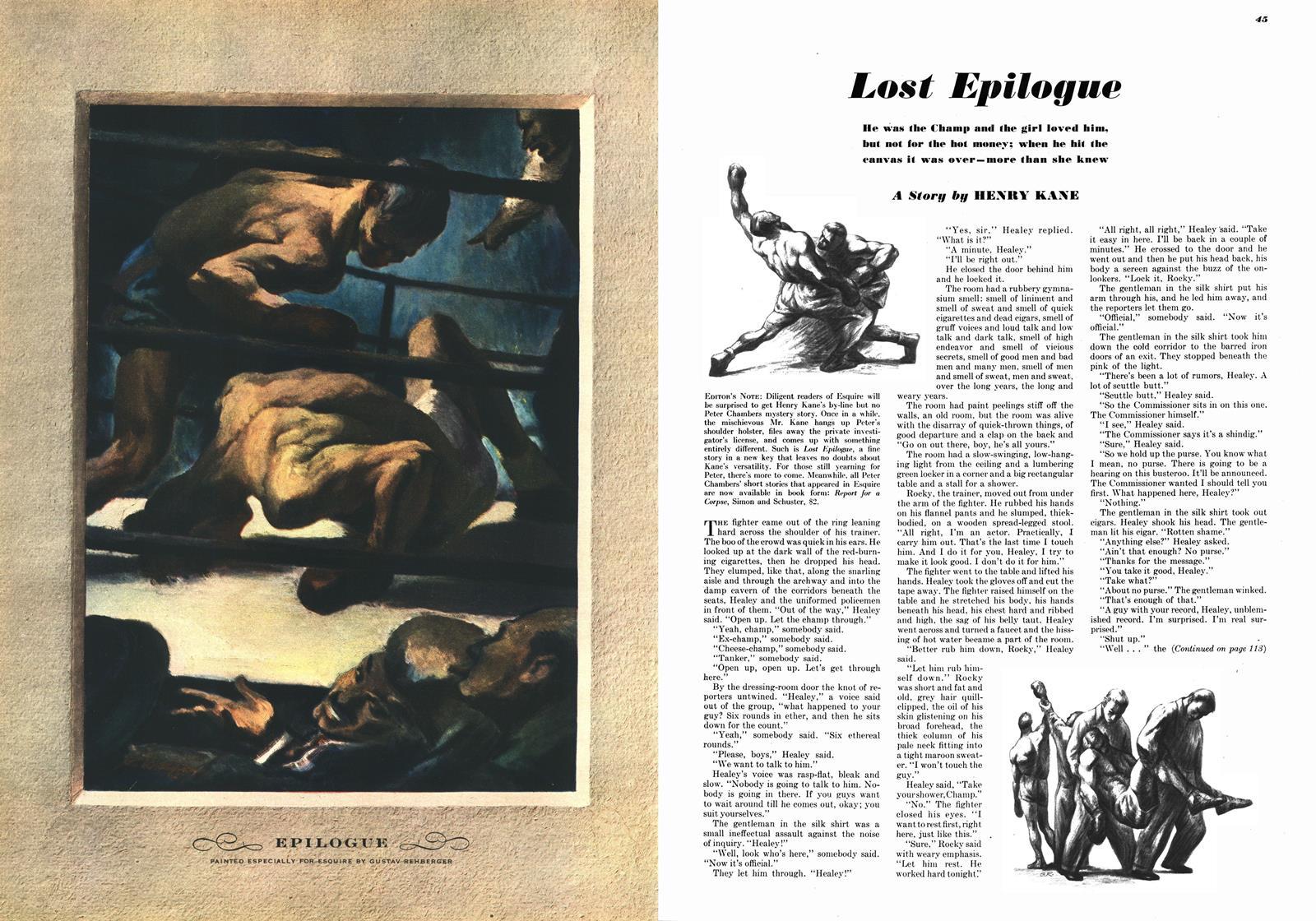 October 1948 - Lost Epilogue