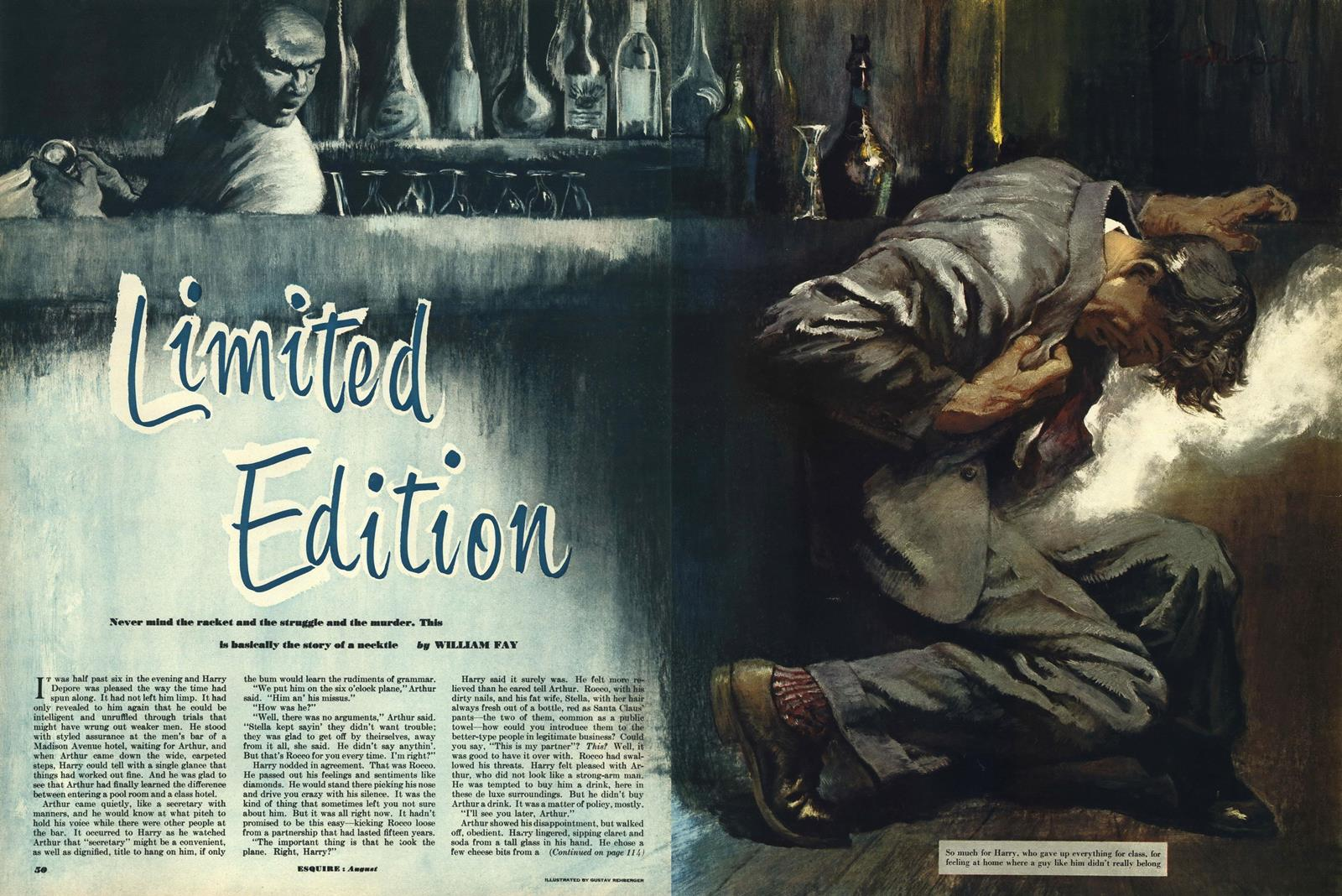 August 1951 - Esquire Limited Edition