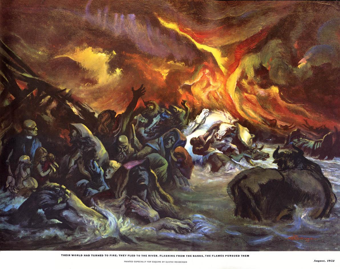 August 1952 - Peshtigo's Night of Horror (Gatefold)