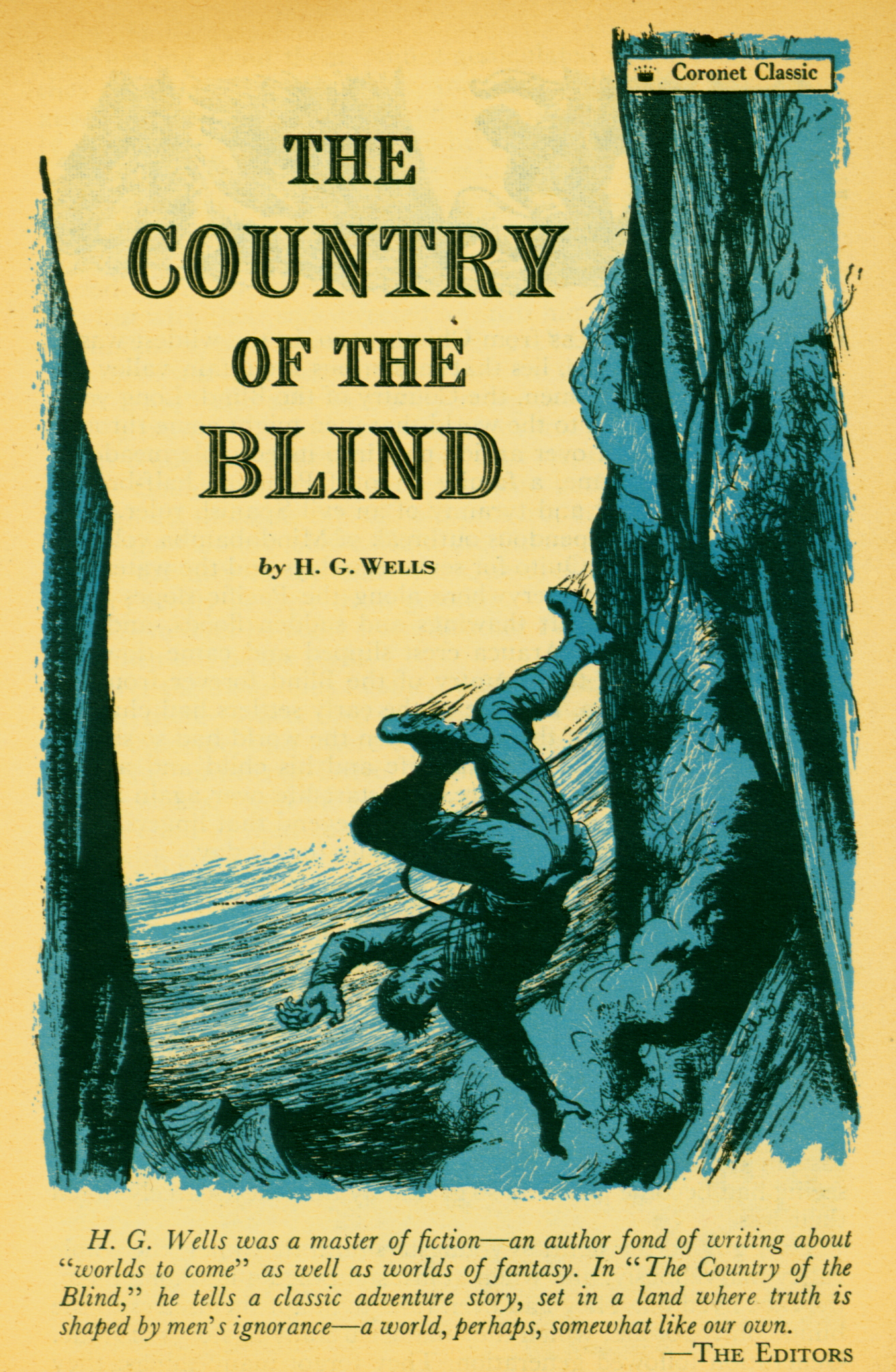 June 1954 - The Country of the Blind