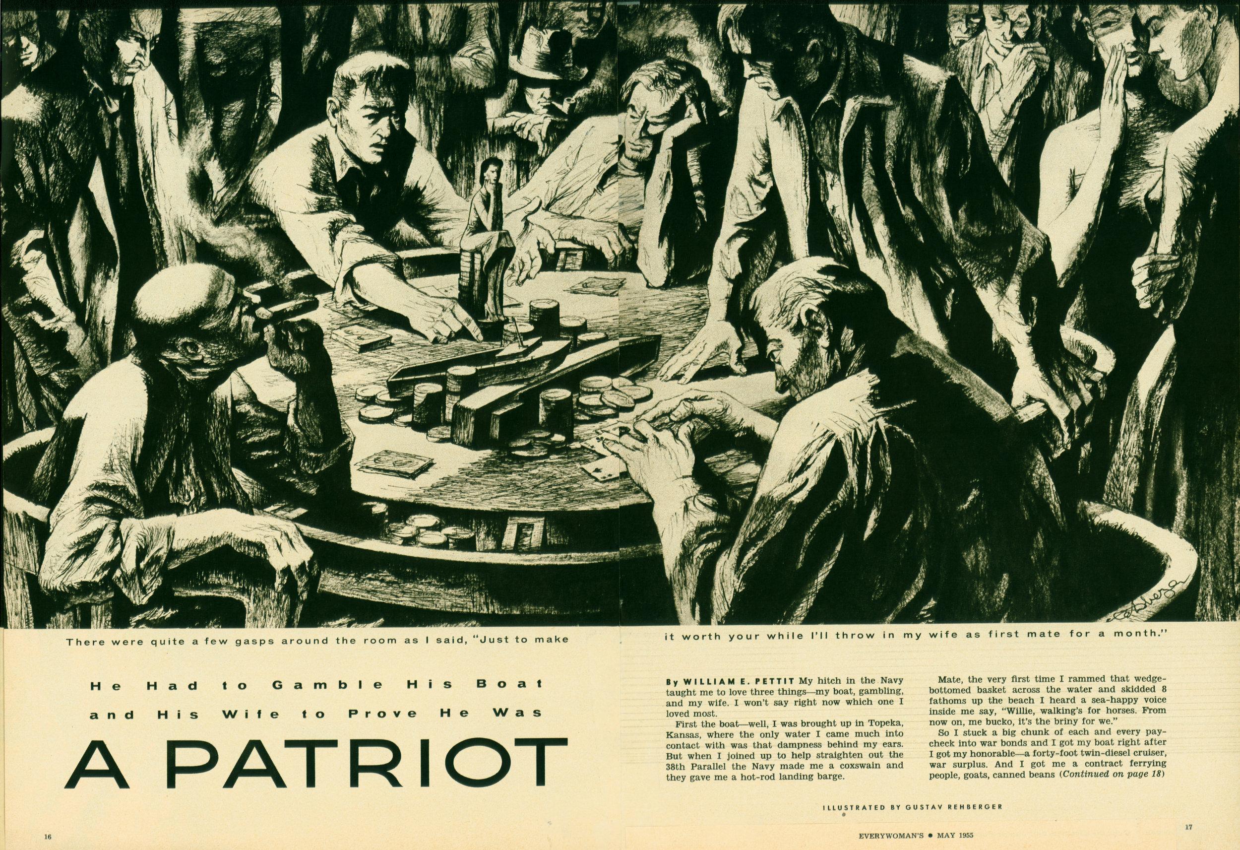 May 1955 - A Patriot