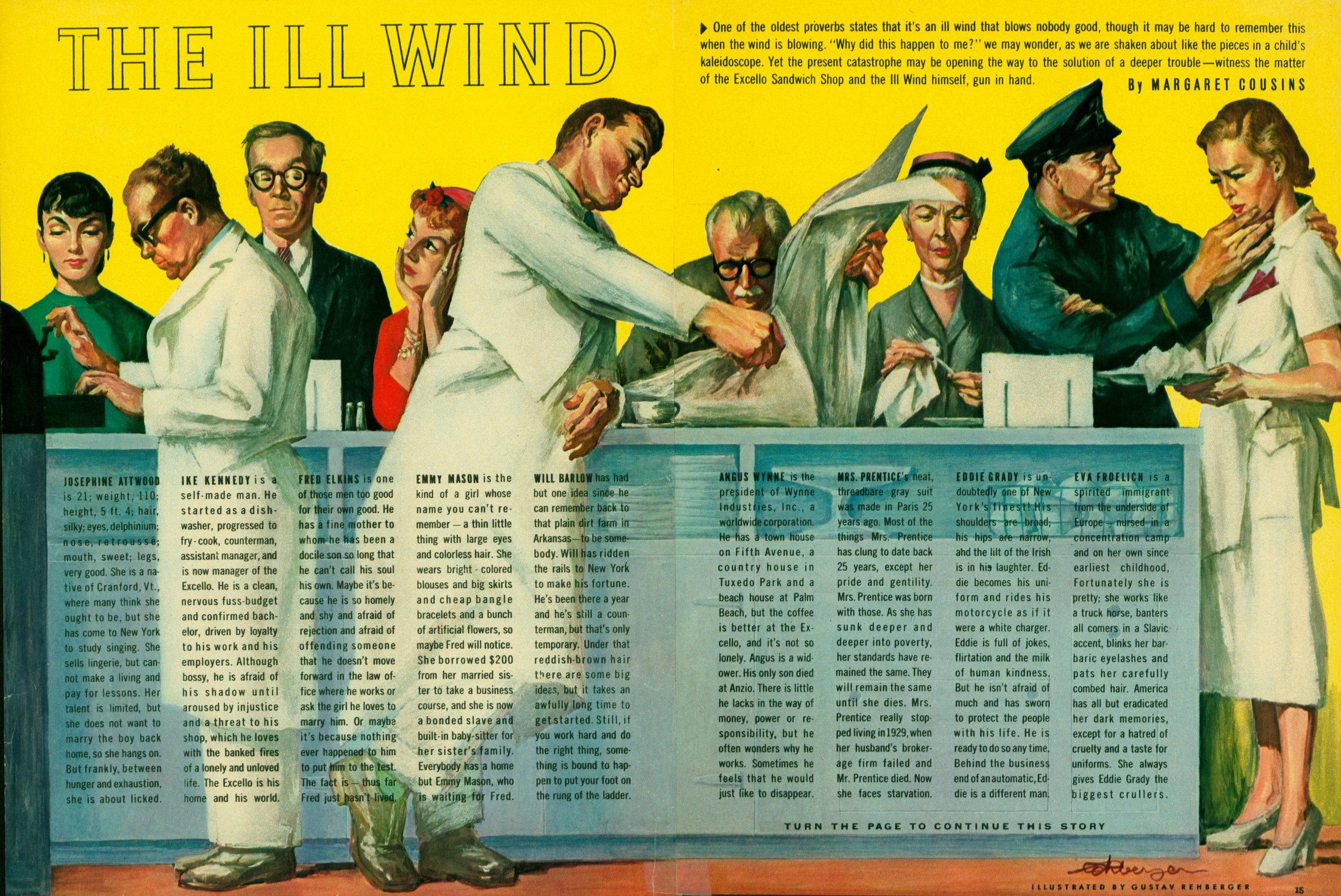 June 1956 - The Ill Wind