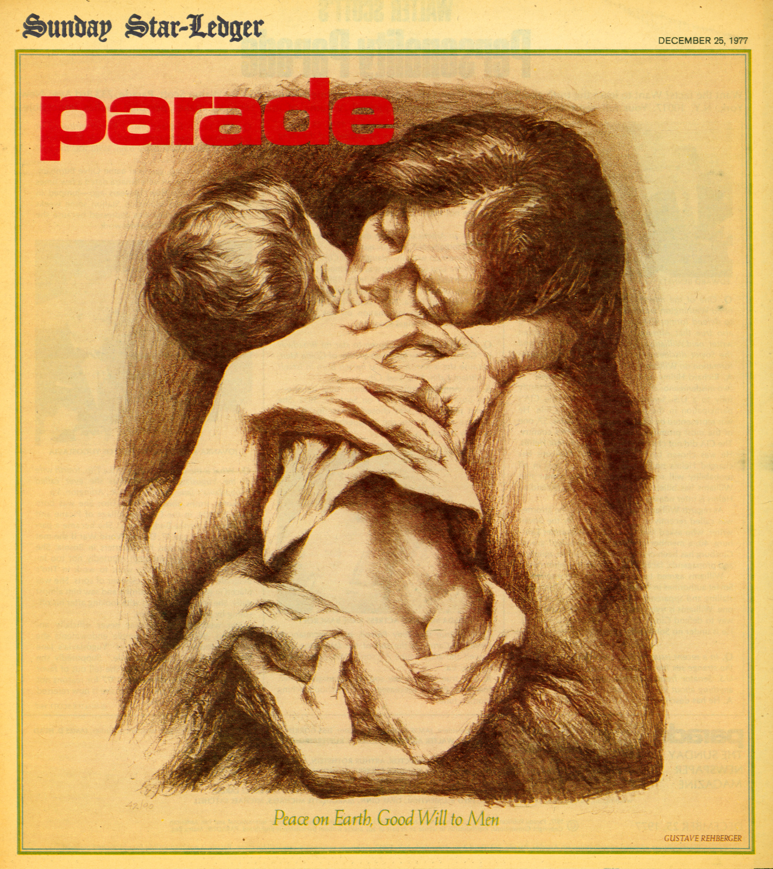 December 25, 1977 - Mother & Child