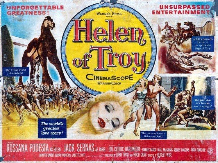 """""""Helen of Troy"""" (Warner Bros.)"""
