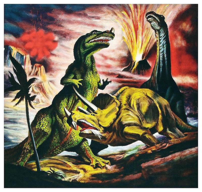 THE ANIMAL WORLD  1956 #1a.jpg