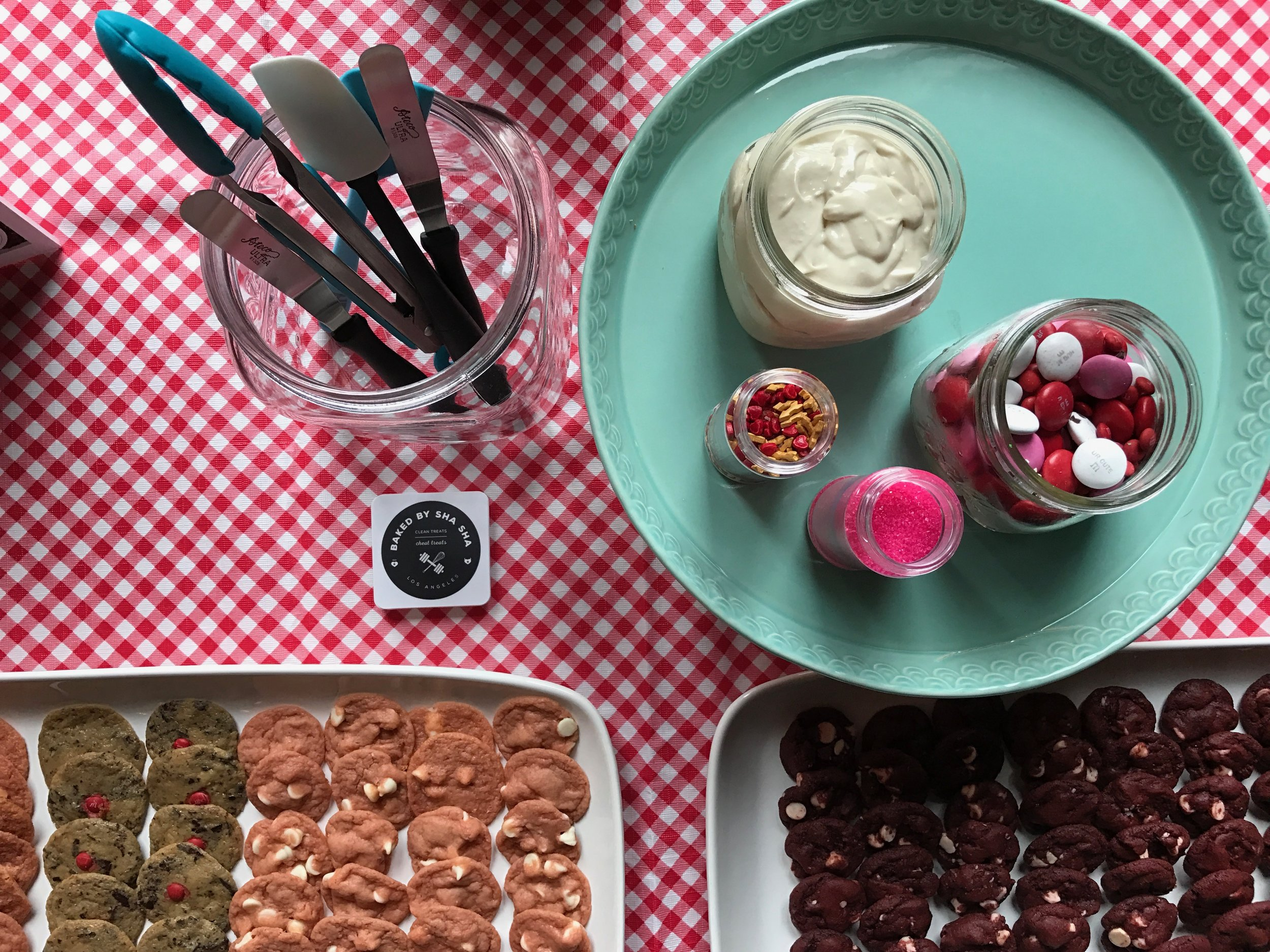 valentine's day cookie bar for The Blogosphere Valentine's Day event .. @theblogosphere @theeditorialistla