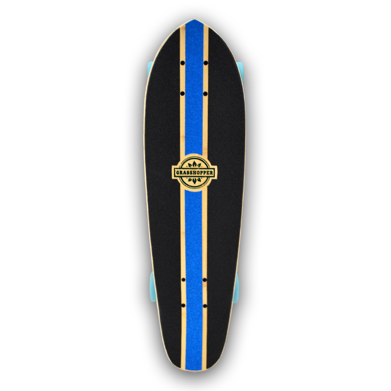 Grasshopper-Skateboard-Shortboard-Mini-cruiser-street-Complete-bamboo-hemp-Blue-pintail-3.jpg